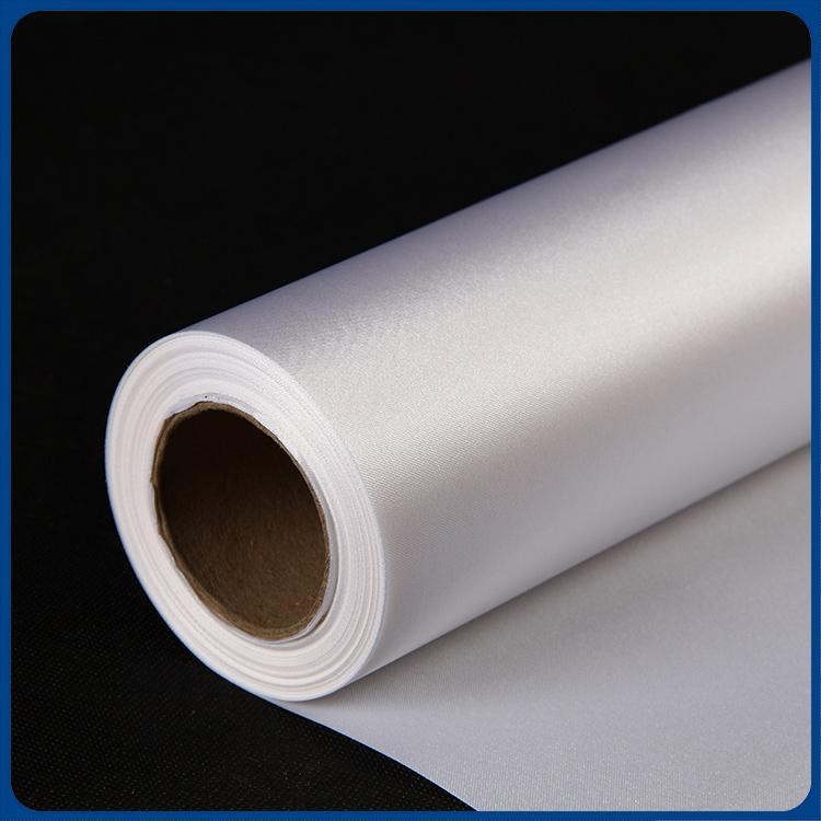 injet silk like fabric