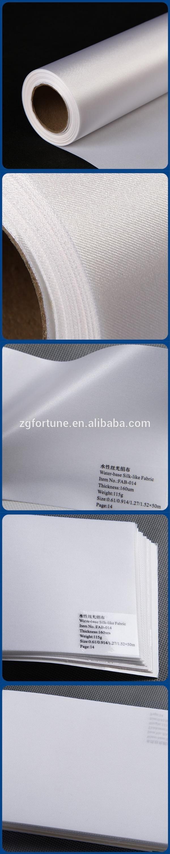 OEM Photo Digital Printable Inkjet wholesale Silk Fabric digital print silk fabric 100% silk velvet fabric