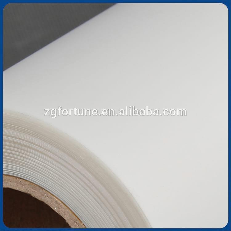 2016 Guangzhou Digital Printing Eco solvent PET Film 280g