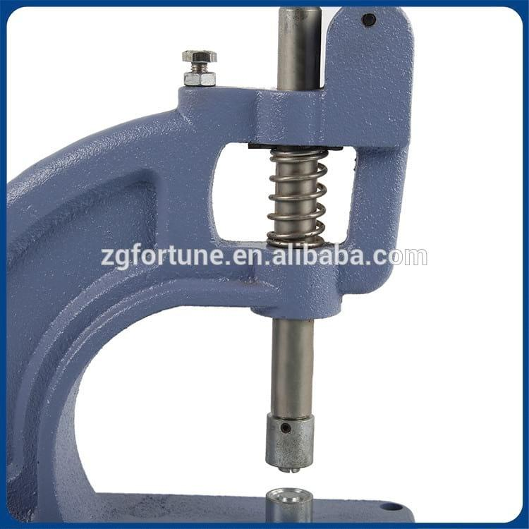High Quality Hand Press Small Eyelets Machine Manual Grommet Machine