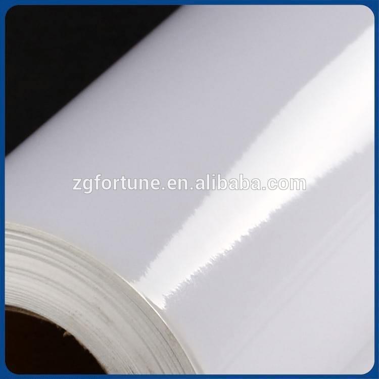 High Glossy Photo Paper Fast Dye (Yellow Word Back Print)