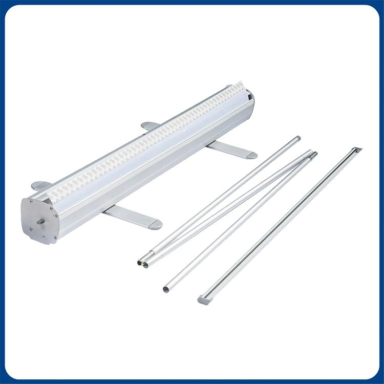 Aluminum Roll Up Stand(with plastic edge)