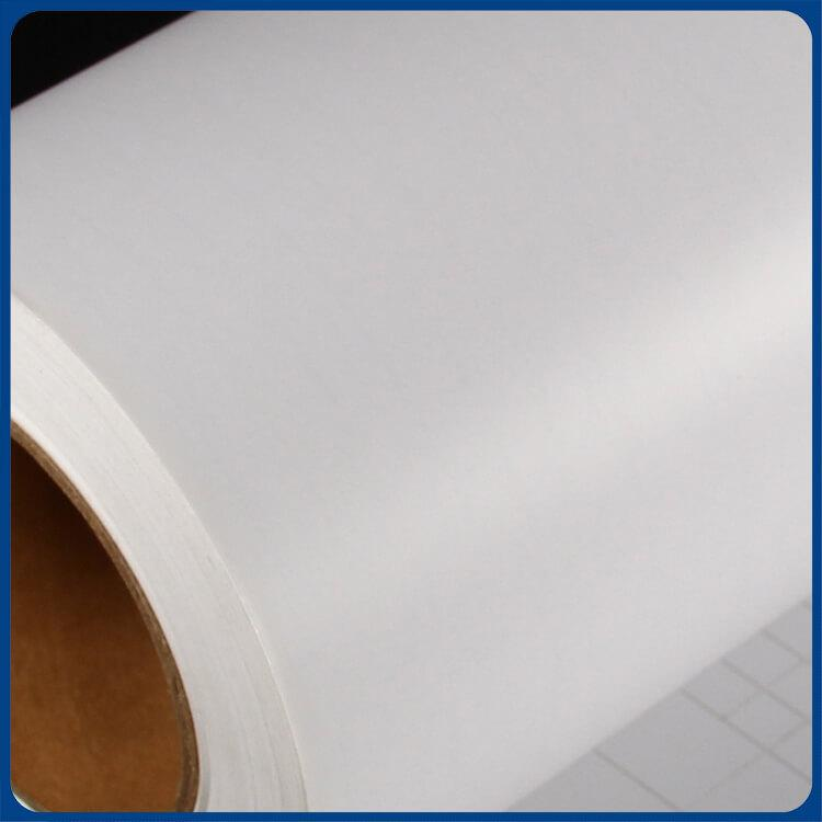 Cold laminating PVC film