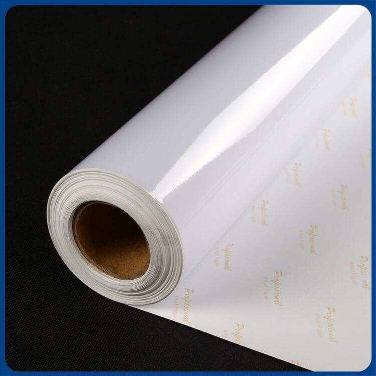 Eco-solvent photo paper high glossy