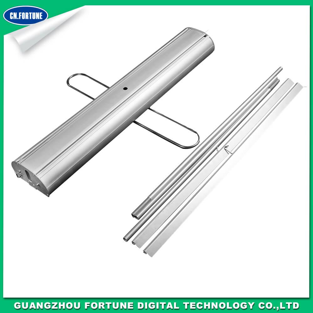 double sides aluminum roll up stand