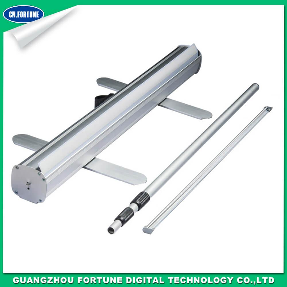 telescopic aluminum roll up stand