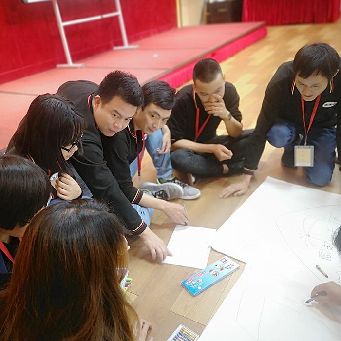 team development training