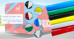 Guangzhou Stock Cutting Vinyl Sign Oracle Vinyl Sticker Roll Color Cutting Vinyl Glossy and Matte
